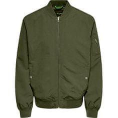 ONLY&SONS ONSJACK moška jakna 22015866 Olive Night (Velikost XS)