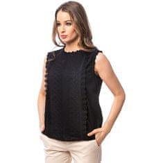 Heavy Tools Ženska bluza Risello črna E2S20467 BL (Velikost S)