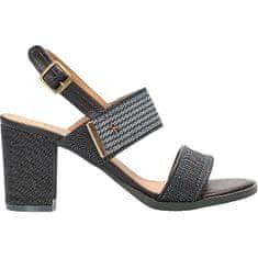 Refresh Navy Textile Ladies Sandals 69598 Navy női szandál (Méret 36)