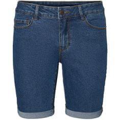 Vero Moda Ženske kratke hlače VMHOT SEVEN 10225854 Srednje Blue Denim (Velikost XS)