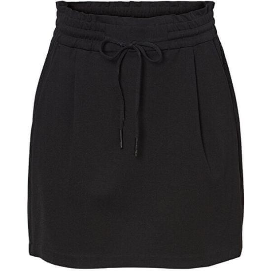 Vero Moda Žensko krilo VMEVA 10225935 Black