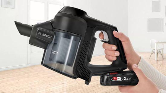 Bosch tyčový vysavač BBS611BSC