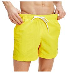 Tommy Hilfiger Moške plavalne kratke hlače Runner UM0UM01702 -ZGT (Velikost S)