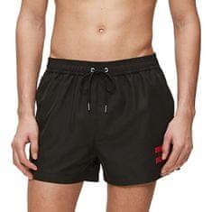 Calvin Klein Moške plavalne kratke hlače KM0KM00441-BEH (Velikost S)