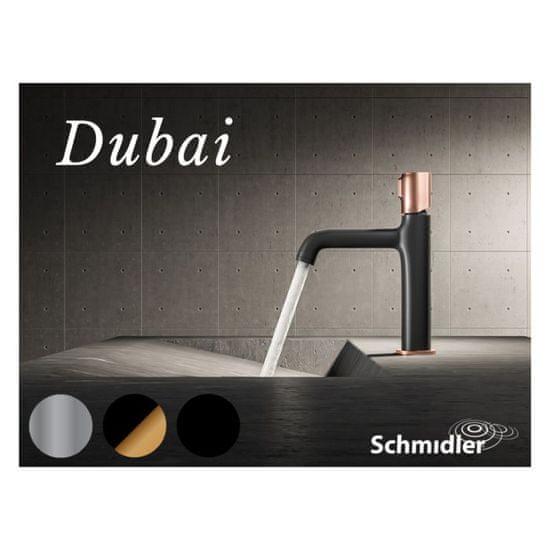 SCHMIDLER armatura za kuhinjo DUBAI črna
