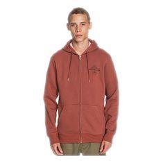 Quiksilver Moška majica Pred luči Zip Hood EQYFT04205-CQN0 (Velikost M)