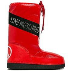 Love Moschino 1500 női hótaposóJA24022G1BIW (méret 35-36)