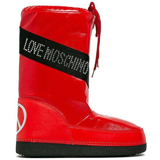 Love Moschino Dámske snehule JA24022G1BIW 1500