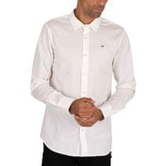 Tommy Hilfiger Pánská košile DM0DM04405-100 (Velikost S)