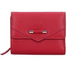 Lagen Női bőr pénztárca 51623 Raspberry