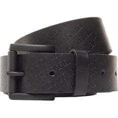 Trussardi Pánsky kožený opasok 71L00128-K299 (Dĺžka opasku 110 cm)