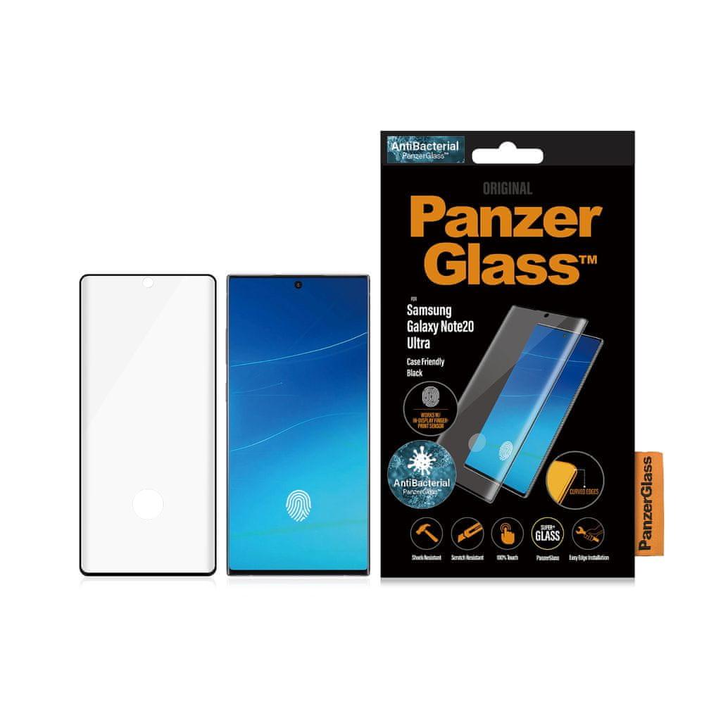 PanzerGlass Premium AntiBacterial pro Samsung Galaxy Note 20 Ultra 7237