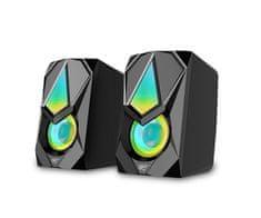Havit SK563 zvočniki, RGB