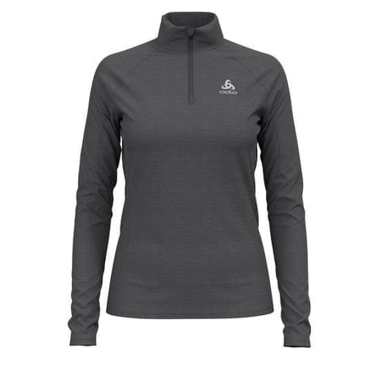 ODLO Proita 1/2 Zip ženski pulover, tamno sivi