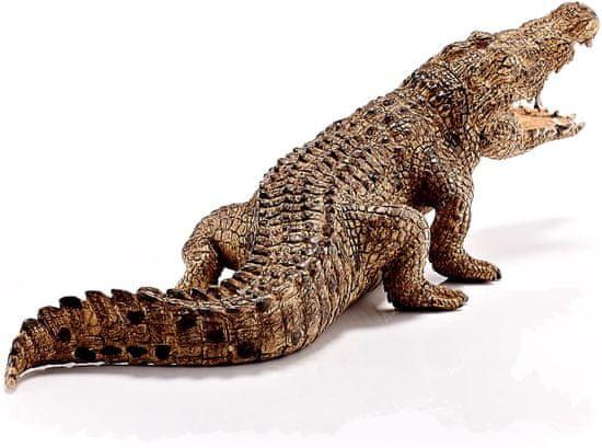 Schleich model Krokodil 14736