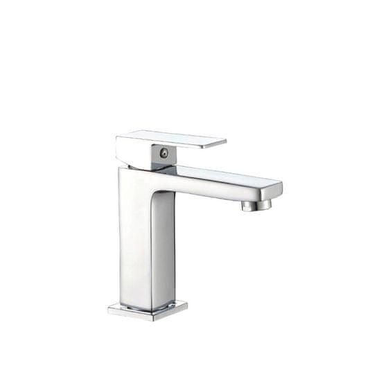 Metalac pipa za umivalnik Aquacube T03478