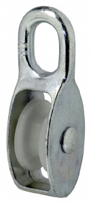 Mastrant  Pulley, Nylon: 10 mm