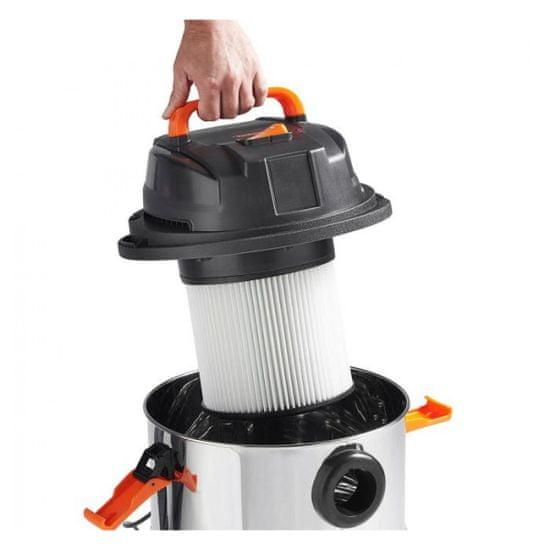 VonHaus sesalnik za suho in mokro čiščenje, 30 l (3515187)