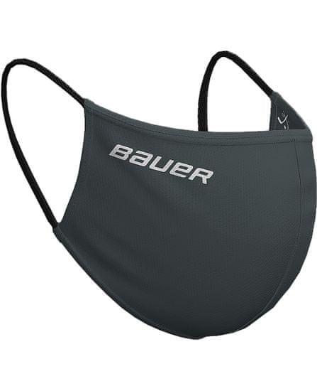Bauer Rouška Bauer, stříbrná