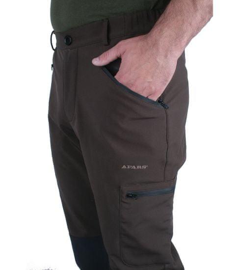 Afars kalhoty Jannu softshell Varianta: 2XL