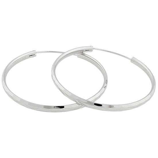 JVD Ezüst karika fülbevaló SVLE0209XD500