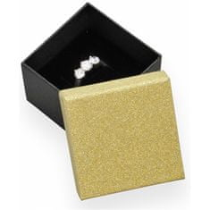 Jan KOS Darilna škatla za uhane in prstan MG-1 / AU
