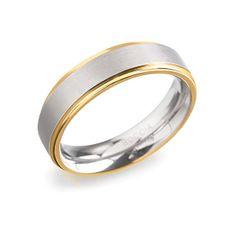 Boccia Titanium Titanový prsten 0134-05 (Obvod 51 mm)