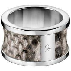 Calvin Klein Ocelový prsten Spellbound KJ0DWR0902 (Obvod 57 mm)