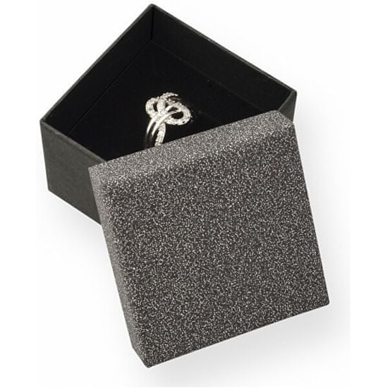 Jan KOS Eleganckie pudełko na pierścionek MG-3 / A25