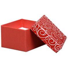 Jan KOS Romantična darilna škatlica za prstan VE-3 / A7