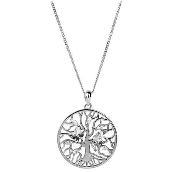 Preciosa Tree of Life ezüst nyaklánc kristállyal 6072 00 ezüst 925/1000