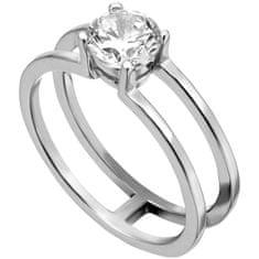 Esprit Stříbrný prsten se zirkonem ESRG0010111 (Obvod 51 mm) stříbro 925/1000