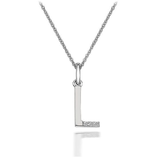 Hot Diamonds Medál Hot Diamonds Micro L Clasic DP412 ezüst 925/1000