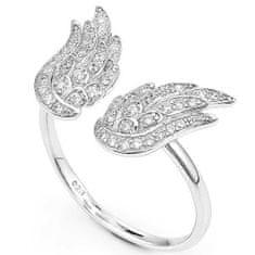 Amen Originální stříbrný prsten se zirkony Angels RW (Obvod 51 mm) stříbro 925/1000