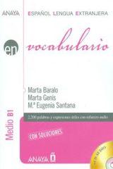 VOCABULARIO Medio B1 + AUDIO CD
