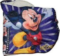 Sun City Chlapecký modrý nákrčník s obrázkem Mickey mouse.