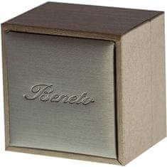 Beneto Luksusowypudełko na pierścionek iKolczyki K-SF-LUX-P