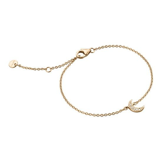 Esprit Srebrny bransoletka z półksiężycem ESBR00931317