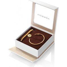 Viceroy Zestaw stalowych bransoletek Happiness 90053K09012