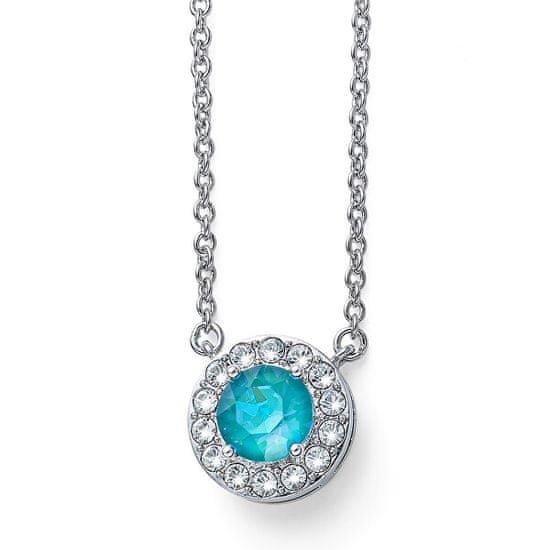 Oliver Weber Kristalna ogrlica Loco 12087R 142