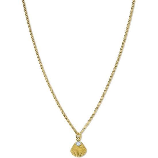 Rosefield Rayon Shell ogrlica iz jekla JPNSCG-J268