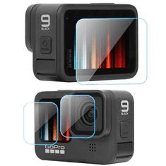 GoSport 9D üvegfólia készlet Hero 9 Blackhez