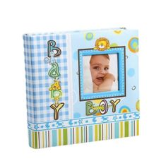 "Kraftika Fotoalbum ""baby"" na 200 fotografií 10x15 cm, mix"