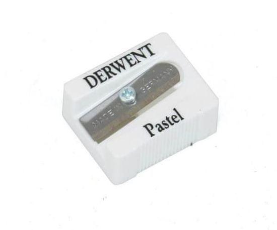 DERWENT Plastové ořezávátko pro pastely v tužce bílé