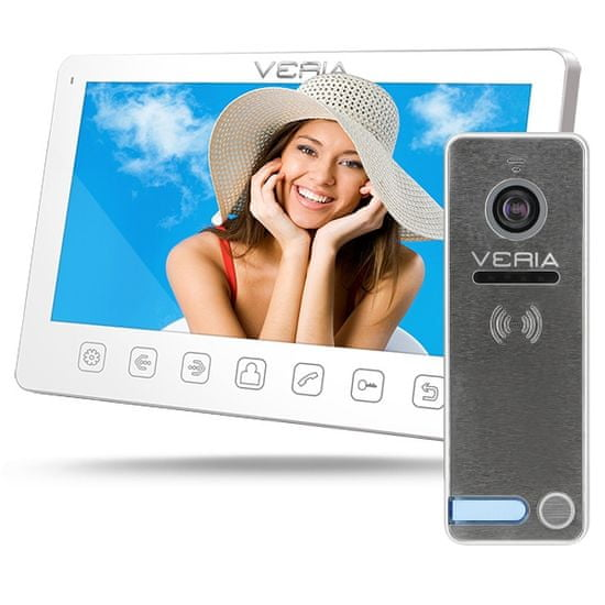 Veria SET Videotelefon VERIA 7070B + VERIA 230