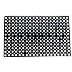 Kraftika Rohož na buněčné nečistoty 50 × 80 × 1,2 cm, černá barva