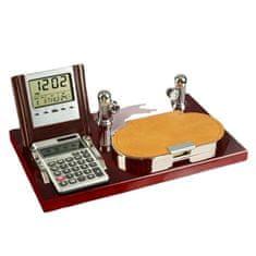 Kraftika Sada pro stolní počítače 4v1 (blok na papíry, kalkulačka