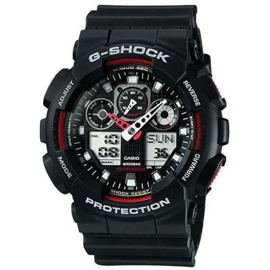 CASIO G/G-SHOCK GA-100-1A4ER
