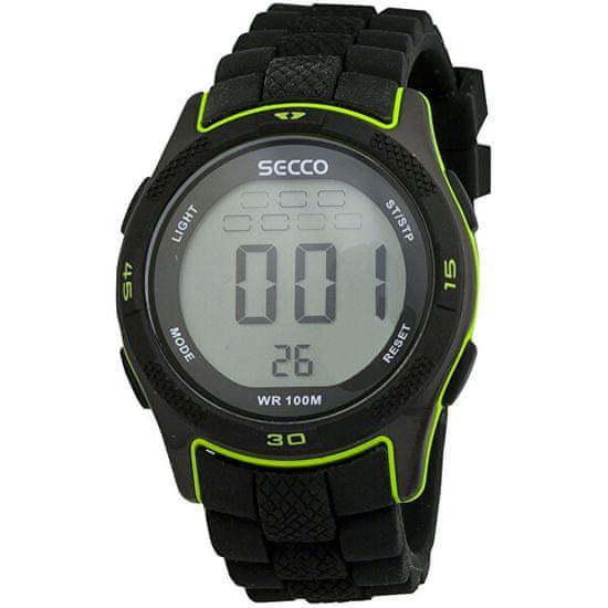 Secco Dětské digitální hodinky S DHV-006