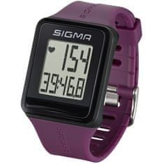 Sigma Pulsmetr iD.GO fioletowy 24510